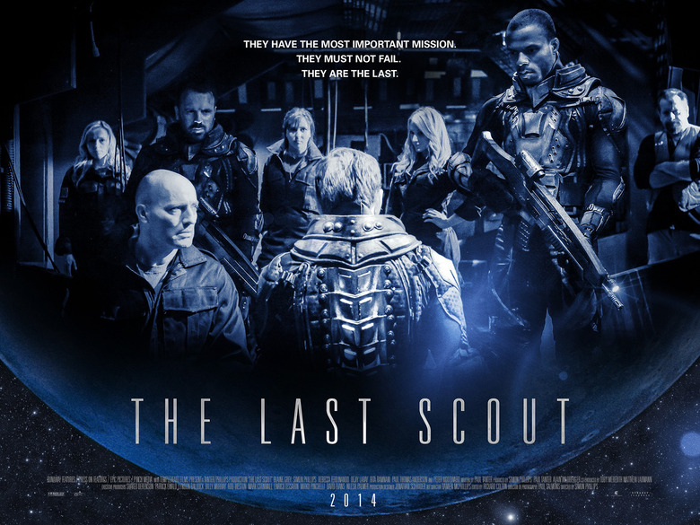 The Last Scout trailer