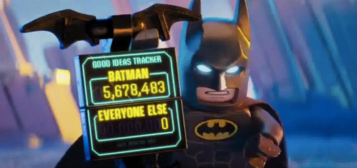 The LEGO Batman Movie TV Spots