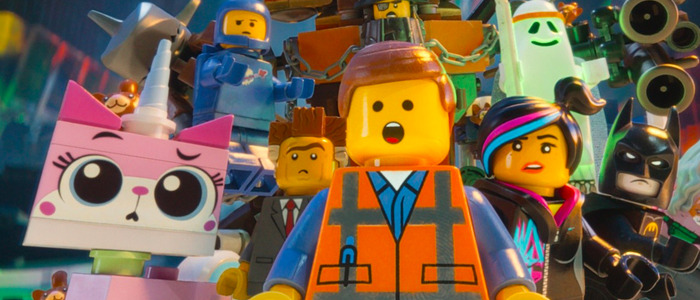 The LEGO Movie 2 Title