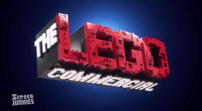 Lego Movie Honest Trailer