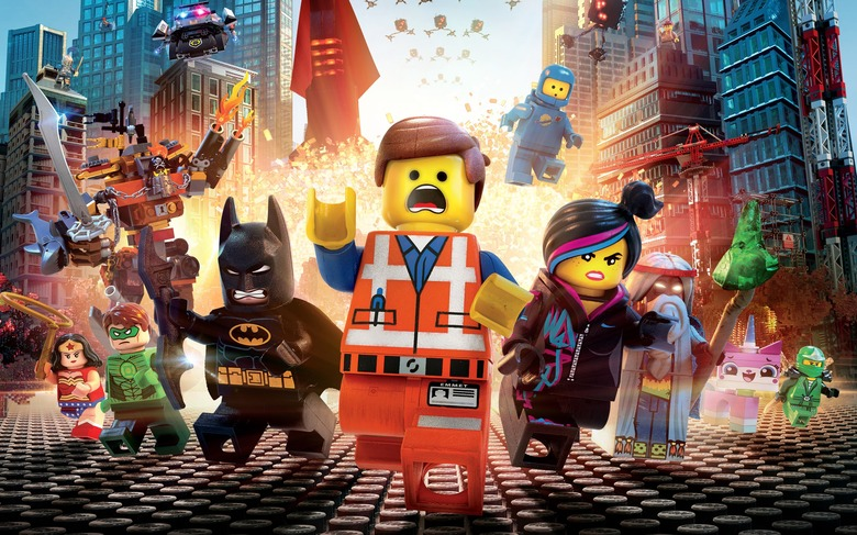 The LEGO Movie Sequel Director