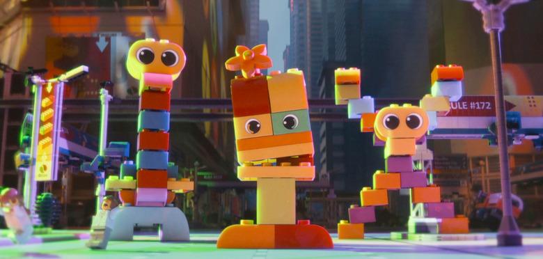 The LEGO Movie Universe