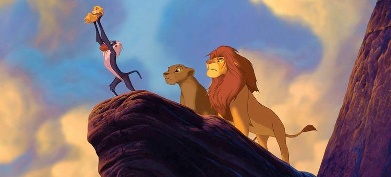 The Lion King Beyonce