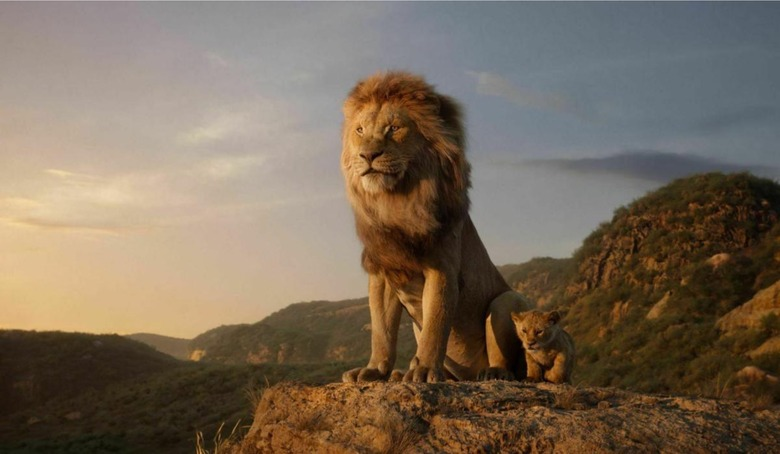 the lion king blu-ray and digital release