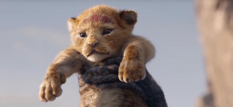 The Lion King Comparison