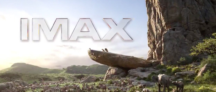 The Lion King IMAX