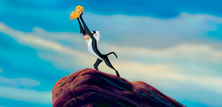 The Lion King Footage