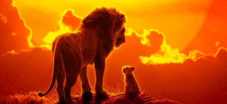 the lion king set visit
