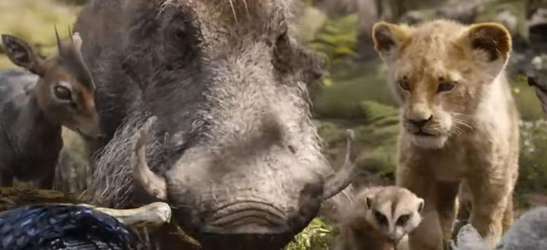The Lion King TV Spot