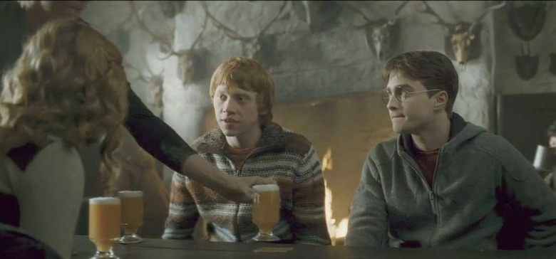 The Lockhart Harry Potter bar