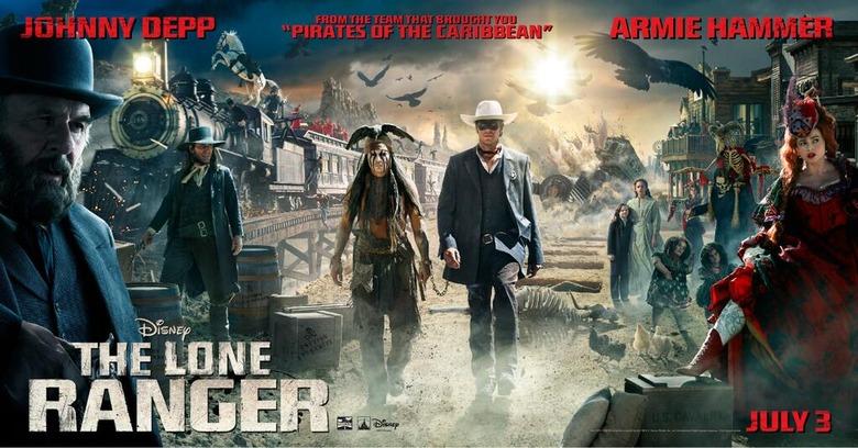 Lone Ranger Banner