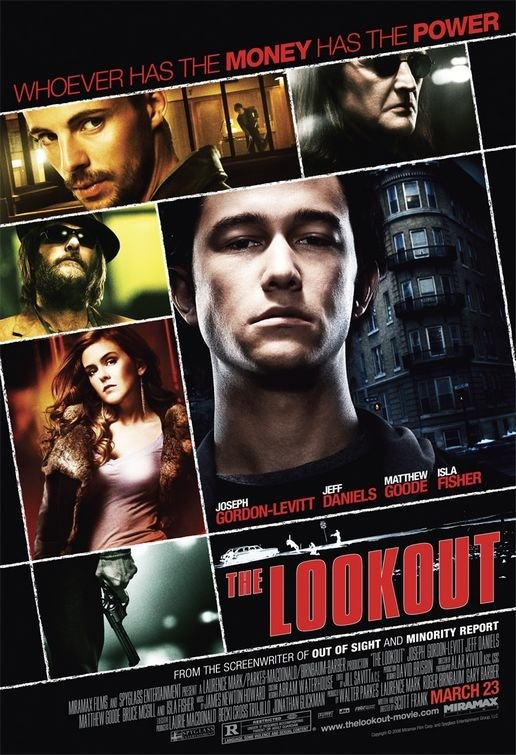 The Lookout Movie Poster