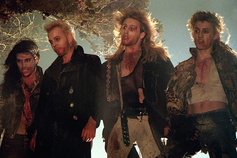 the lost boys end credits