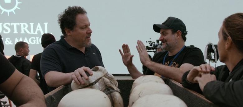 The Mandalorian - Jon Favreay and Dave Filoni