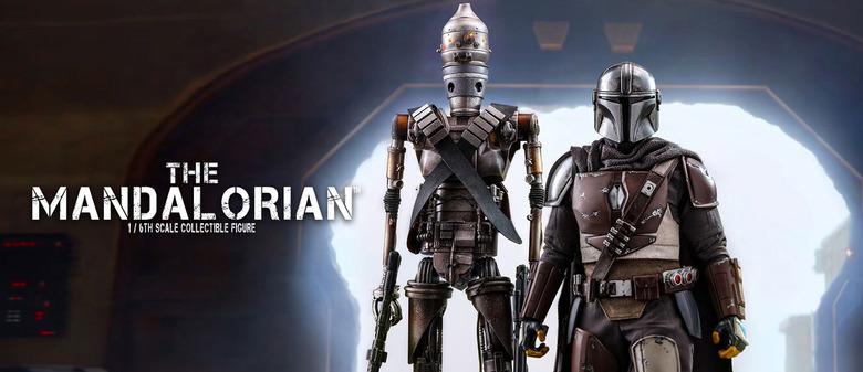 The Mandalorian Hot Toys Figures