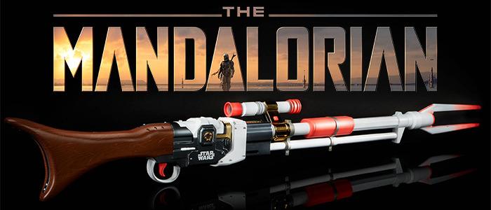 The Mandalorian NERF Gun