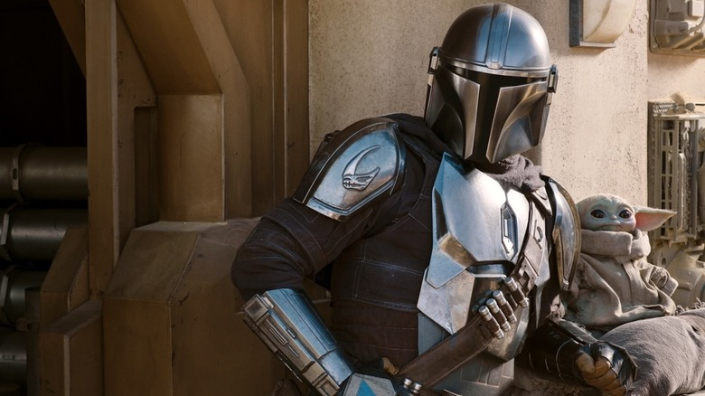 The Mandalorian Season 2 Just Won A Bounty Of Emmys For VFX, Stunts, Make-Up, And More