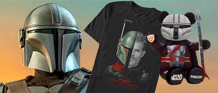 The Mandalorian Season 2 Merchandise