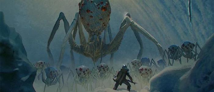 The Mandalorian Spiders