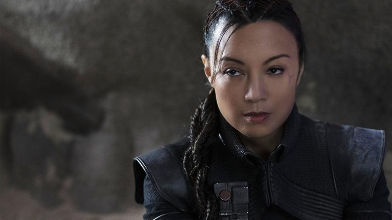 Ming-Na Wen in The Mandalorian