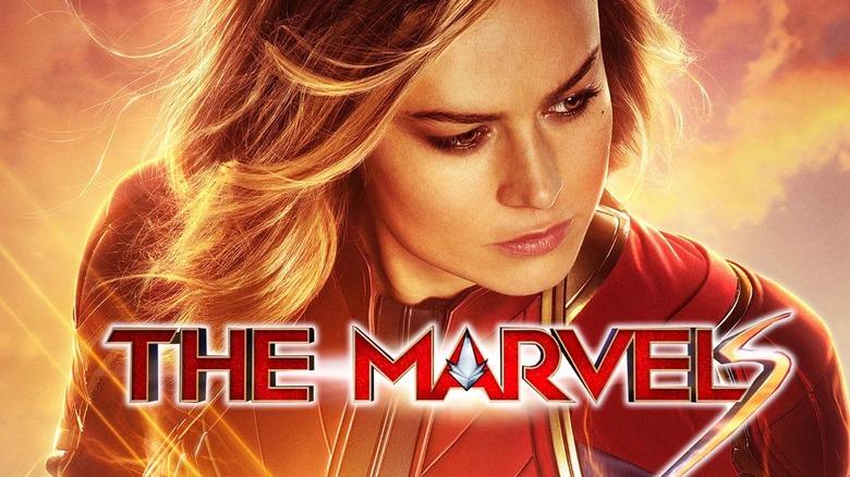 Brie Larson Captain Marvel The Marvels
