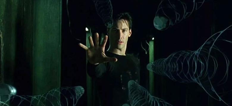 the matrix 4 production