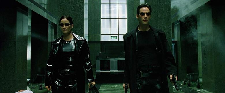 the matrix reboot