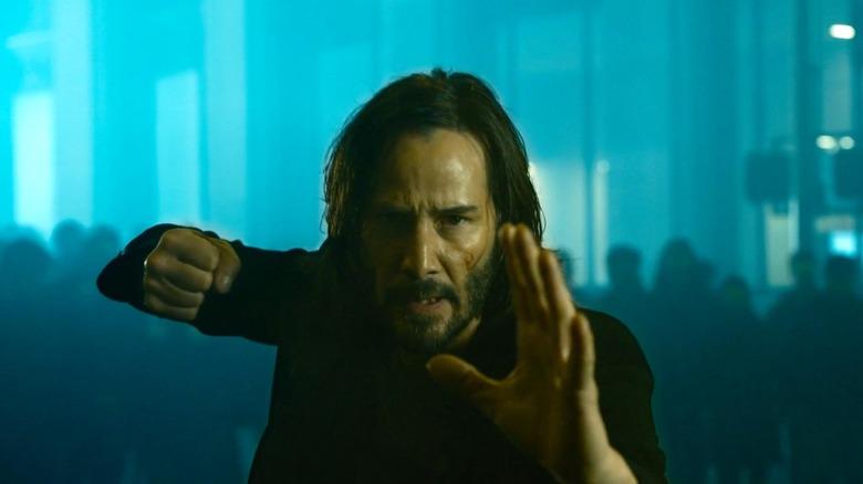 The Matrix Resurrections - Neo (Keanu Reeves)