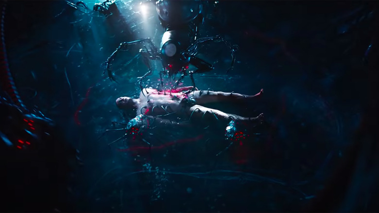 The Matrix Resurrections Trailer Seems To Show What Happened Immediately After The Matrix Revolutions