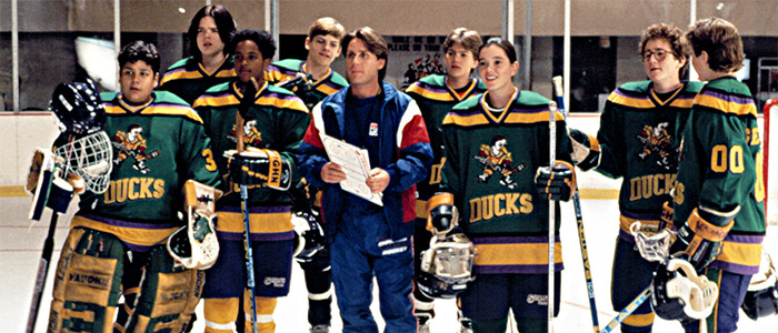 Mighty Ducks: Game Changers Reunion