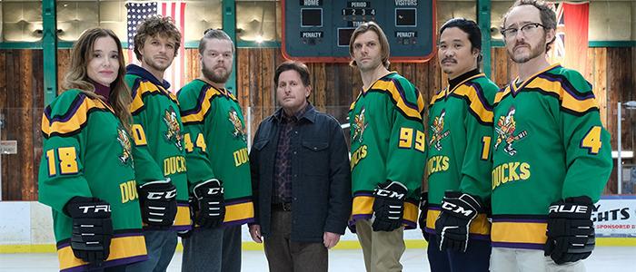The Mighty Ducks Writer Steven Brill Interview