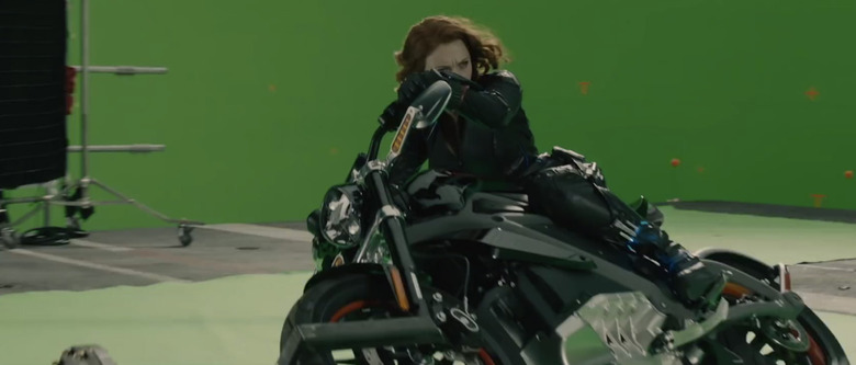 Avengers Age of Ultron Visual Effects