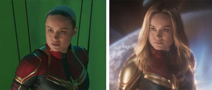 Avengers Endgame VFX Breakdown