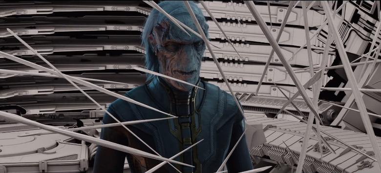 Avengers Infinity War VFX Reel