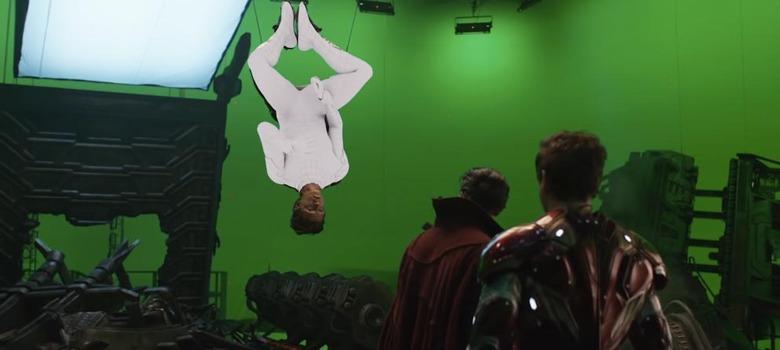 Avengers Infinity War Visual Effects