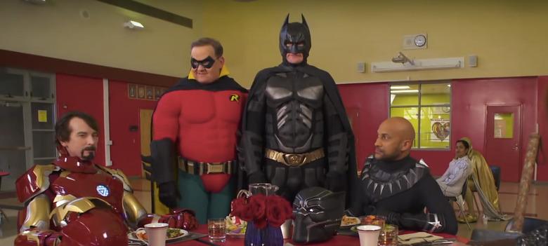 Conan - Batman Joins Marvel
