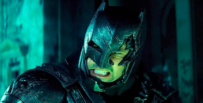 Batman v Superman - Morning Watch