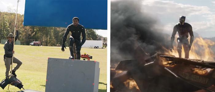 Black Panther VFX Breakdown