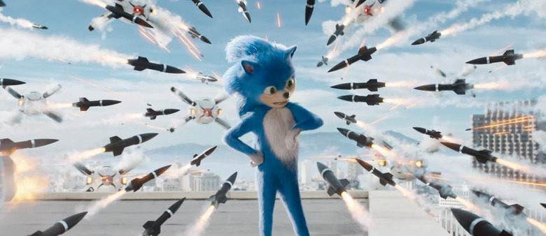 Sonic the Hedgehog Visual Effects