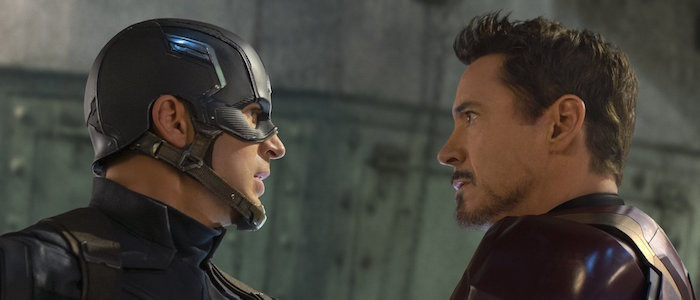 Captain America and Iron Man Character Arcs