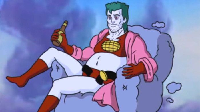Captain Planet Has Given Up