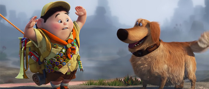 Dug's Introduction in Up