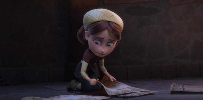 Disney's Ventana Short - Morning Watch