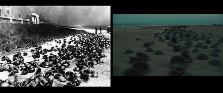 Dunkirk Comparison - Morning Watch