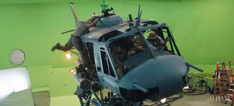Jumanji Welcome to the Jungle Visual Effects