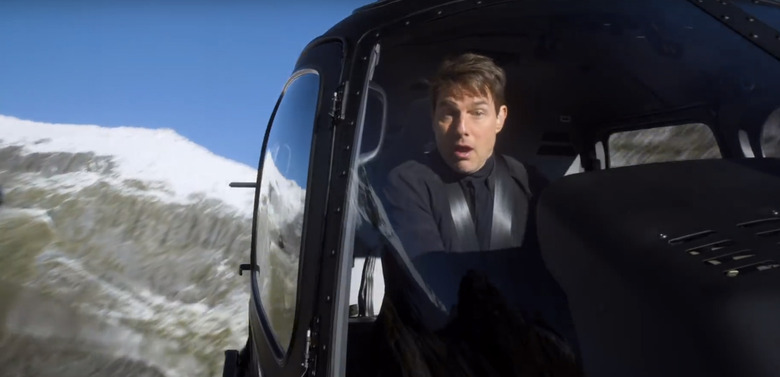 Mission Impossible Fallout Stunt Video