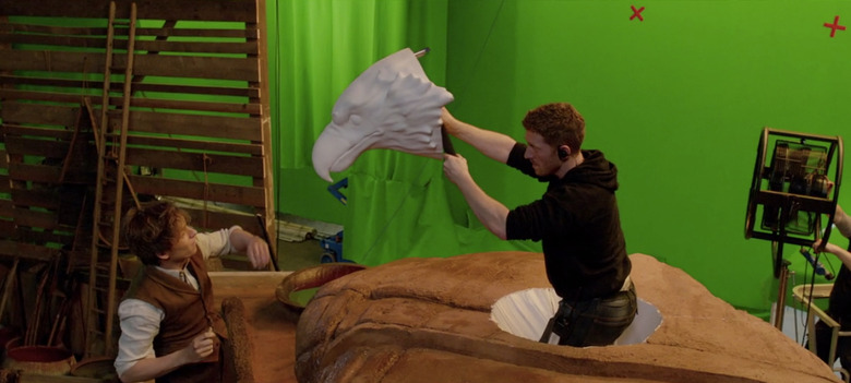 Fantastic Beasts VFX Breakdown