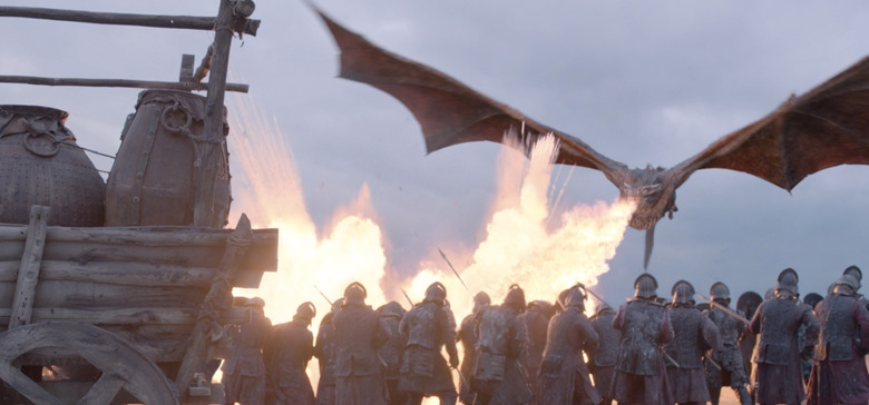 Game of Thrones VFX - Morning Watch