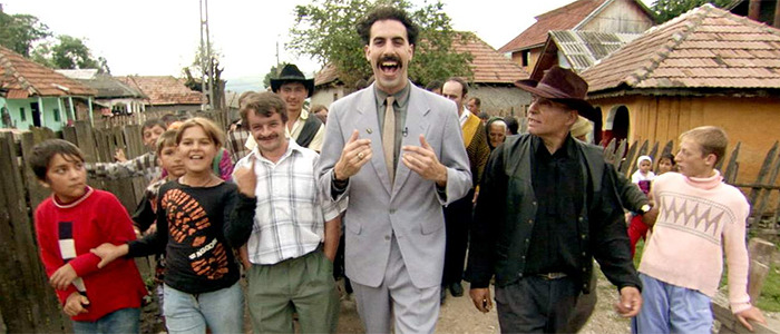 History of Borat