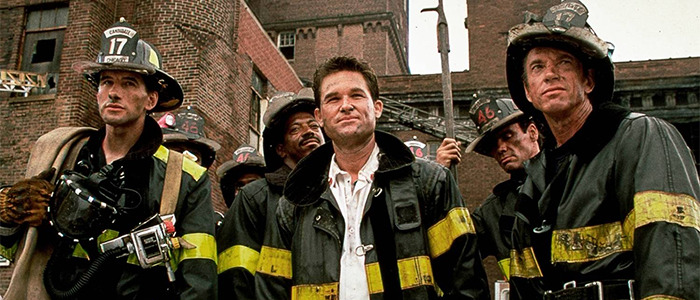 Firefighting in Movies